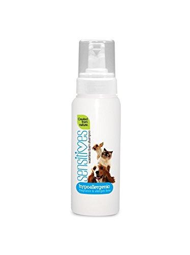 oggy animali sensitivi ipoallergenico senz'acqua Schiuma Shampoo, 250ml