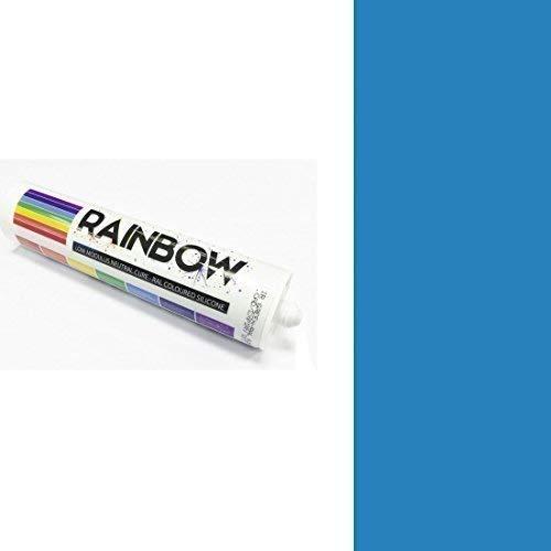 Rainbow RAL5012hellblau Silikon Dichtstoff