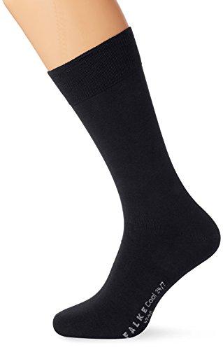 Preisvergleich Produktbild Falke City Herren Socken Cool 24/7 2er Pack, Blau (Dunkles Marineblau), 47/48
