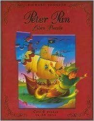 Peter Pan. Libro puzzle