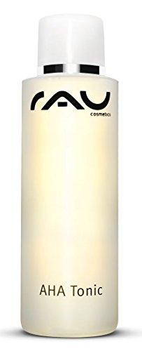 RAU AHA Tonic (1 x 200 ml) - Erfrischendes Gesichtswasser mit Weißem Tee und Milden Fruchtsäuren
