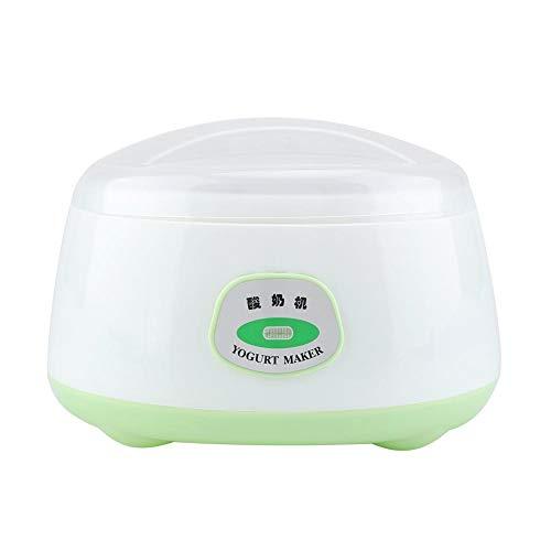 Yogurtera 1L,Maquina para Hacer Yogur Casero del acero inoxidable