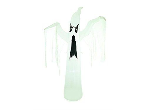 er Geist 225cm hoch - Halloween-Dekoration, selbstaufblasend (Aufblasbare Geister)