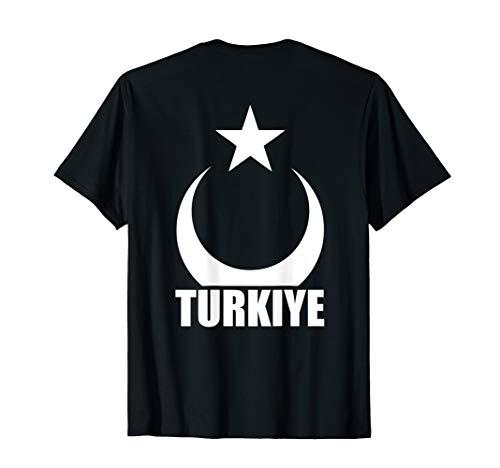 Türkei T-Shirt Türkisch Flagge Türkiye Bayrak TR Istanbul (Shirts Türkei)