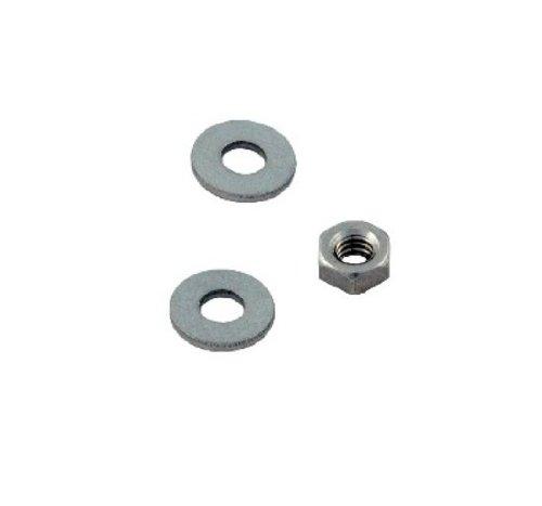 Hayward ECX1645 0,64 cm écrou Hexagonal avec rondelle