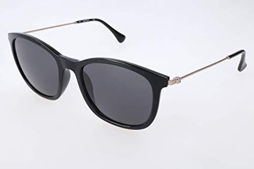 Calvin Klein Unisex-Erwachsene oK Sonnenbrille, Black, 53
