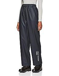 Helly Hansen Workwear Regenarbeitshose 100% wasserdicht, Blau (590 Navy/Marine), Gr. XL