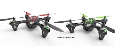 Drohne H107 C Hubsan X4 Mini Quadcopter Ufo mit Kamera!
