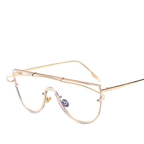 YUHANGH Sonnenbrillen Frauen Brillengestelle Full Frame Shades Damen Brille Männlich
