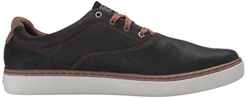 Skechers Herren Palen Alesco Sneaker Schwarz - Noir (Blk Noir)