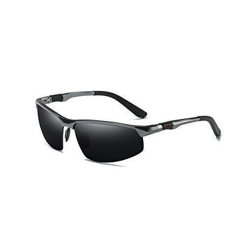 TISESIT Polarisierte Sport Sonnenbrille für Herren, Radfahren Golf Angeln Skifahren Segeln Fahren, UV400-Schutz, Wrap Around Leichter robuster Rahmen, Zubehör mit Etui,C