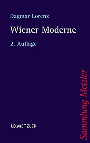 Wiener Moderne (Sammlung Metzler)