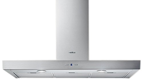 Elica CRUISE IX/A/90 Wall-mounted Stainless steel 900m³/h - cooker hoods (900 m³/h, Ducted, 46 dB, 64 dB, 50 cm, 65 cm)