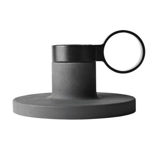 Menu 4757139 Weight Here M - Candelabro para velones (12,2 cm de altura, 19,1 cm de diámetro)