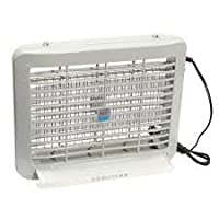 SHREWAS 220V 1W LED Light Electronic Indoor Mosquito Insect Killer Bug Fly Zapper Trap