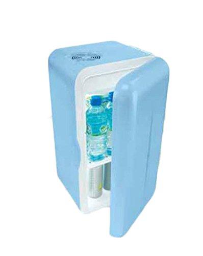 XW Mini Haus, Auto Kleiner Kühlschrank Gekühlt , Blue , 265*270*510,blue