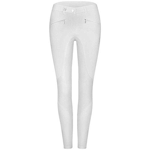 Cavallo Reithose Caja Grip C Stretch Premium | Farbe: White | Größe: 36