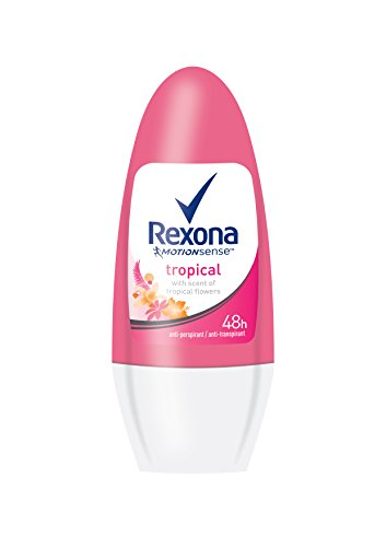 Rexona Roll-On Tropical Desodorante para Mujer - 50 ml