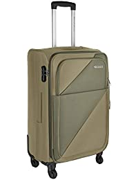 bd9b75567030 Nasher Miles Texas Expander Soft-Sided Polyester Check-in Luggage 24 inch