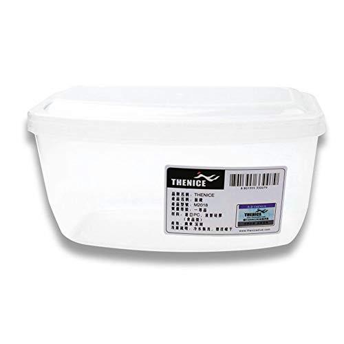 Sen-Sen Tauchen Schnorchelmaske Schutzbrille Hart-PVC-Hülle Schwimmbrille Aufbewahrungsbox klar
