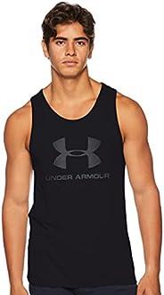 Under Armour Men's Sportstyle Logo Tank Sleeve