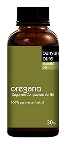 Oregano 100% Pure Therapeutic Grade Essential Oil by Banyan Pure- 30 ml
