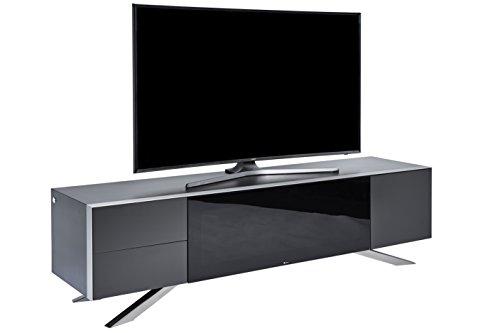 Jahnke Meuble TV SL 5180 AF, Bois, Marron, 45 x 180 x 49,3 cm