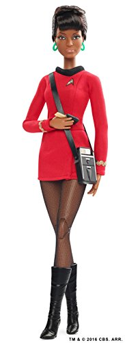Barbie Mattel DGW70 Star Trek 25th Anniversary Uhura, Puppen