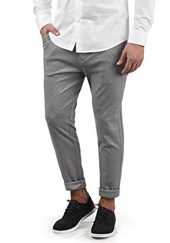 SHINE Original Paisly Herren Chino Hose Stoffhose Mit Stretch, Größe:XL, Farbe:Grey Mix Stretch-herren-fleece