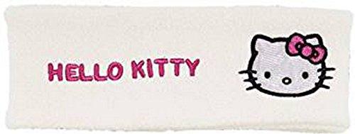 Stirnband Hello Kitty Fleece WEISS HK3295 Mütze