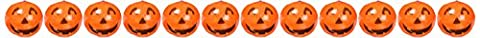 Family Friendly Halloween Trick or Treat Inflatable Jack-O-Lantern Party Favour, Vinyl, 12