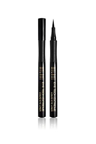 Milani Eye Tech Extreme Liquid Eye Liner - blackest black, 1er Pack (1 x 1 Stück)