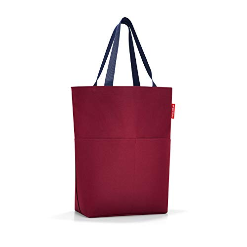 Reisenthel cityshopper 2 dark ruby Sporttasche, 47 cm, 25 Liter, Dark Ruby