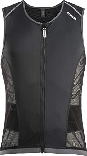 ALPINA Herren Rückenprotektor JSP Vest Black, XXL
