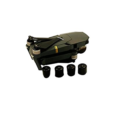 Meijunter Motor Protector Cap Guard Clip Protector Case Cover Kit for DJI Mavic Pro Drone from Huizhou City Junsi Electronics Co., Ltd.