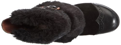 Pepe Jeans London Angel B AGB-240 B Damen Stiefel Schwarz/Black