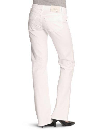 LTB Jeans Damen Jeanshose Valerie Weiß (White 100)