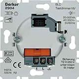 Berker Tastdimmer 2904 HAUSELEKTRONIK Dimmer 4011334212652