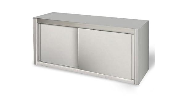 Arbeitstisch 0,8 x 0,6 m Edelstahl Edelstahltisch Tisch Edelstahlschrank Gastro