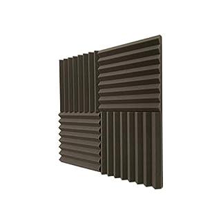 Advanced Acoustics Studio-Dämmplatten, 30,5 cm, 0.60 NRC, 24Stück