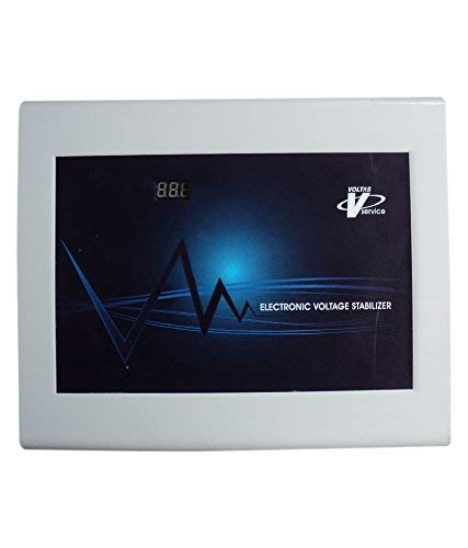 Voltas 4 kva Voltage Stabilizer  White