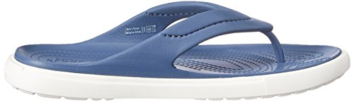 Crocs Citilane, Tongs - Mixte adulte Bleu (Bijou Blue/White)