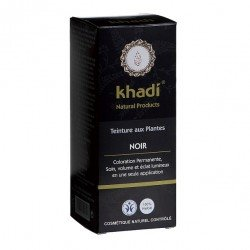 Khadi Bio Colore Capelli NERO - 100gr