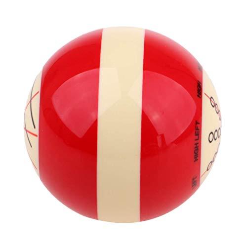 Vektenxi Professionelle 2 1/4 Zoll Übungs Queue Ball Pool Standard Trainingsbälle Billard Zubehör liefert hohe Qualität