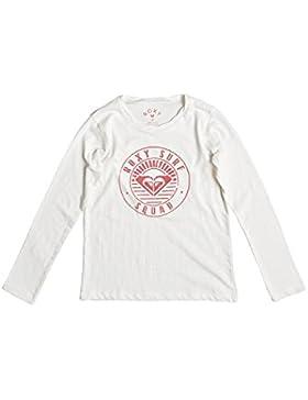 Roxy niñas 'despertar gradual una manga larga camiseta, niña, Gradual Awakening A, marshmallow