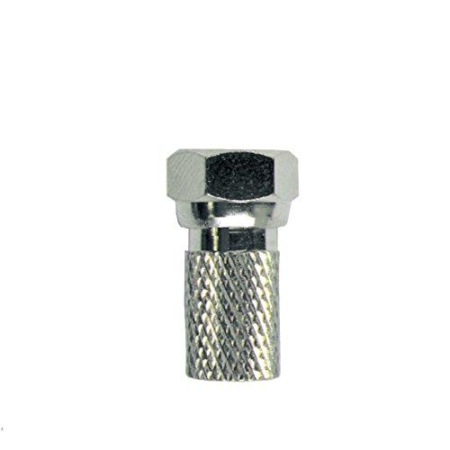 F-Stecker schraubbar 6,8-7,2mm