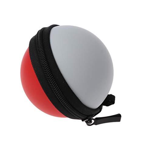 GROOMY Tragetasche für Pokeball Plus Controller Schutzhülle Tragbare Reise Pokeball Tasche für Nitendo Switch