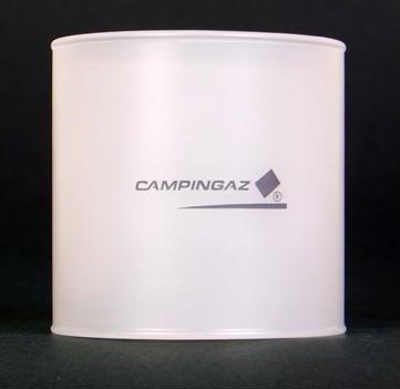 Campingaz Ersatzglas für Campinggaz Laterne gerade