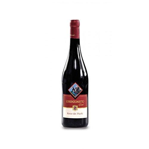Rosso dei Picchi - Raboso Pettilant Cantina Lorenzonetto - cl. 75