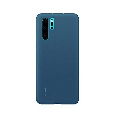 Huawei Cover Silicone Case P30 Pro, Blau -